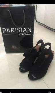 Parisian Black Shoes