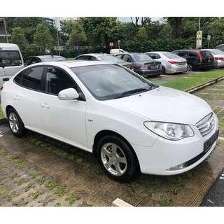 Rental - Hyundai Avante