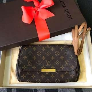 Authentic Louis Vuitton LV Favorite MM