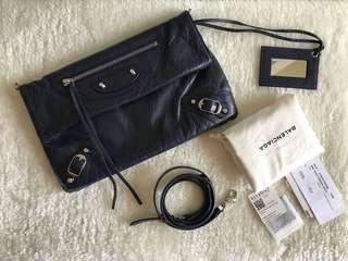 Authentic Balenciaga Envelope With Sling
