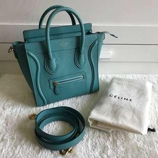 Authentic Celine Nano