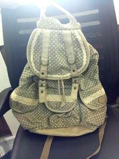 SALE 60RB!  TAS SERUT/ BACKPACK MADE IN HK