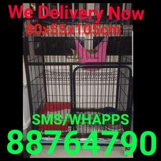Cat Cage pet cage 3 tier pet cage rabbit cage bird cage poppy cage