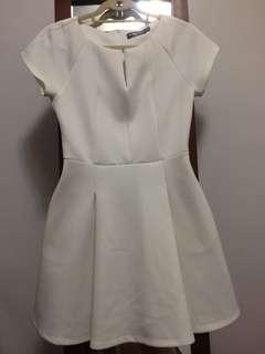 Something Borrowed White Dress