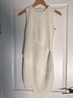 ASOS Cream Dress Size 6