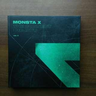 CLEARING: Monsta x the connect version 2 album ✨