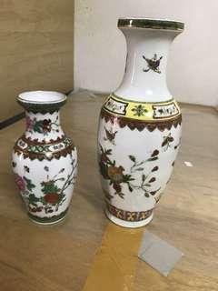 六七十年代花瓶2个