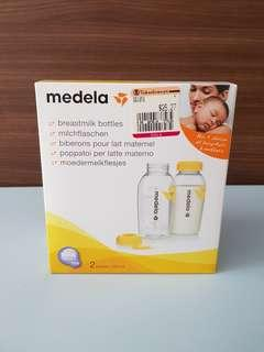 Medela- Breastmilk Bottles (250ml)