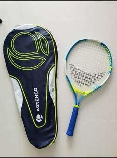 Tennis Racket Tr700 for kids plus cover 4aecb72e4ba35