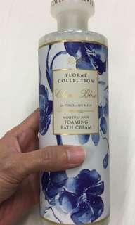 M&S foaming bath cream 500ml