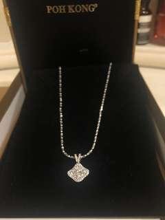 Poh Kong Diamond Necklace