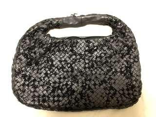 "b538f82636 BOTTEGA VENETA ""Limited Edition Velours Veneta"" Shoulder Bag"