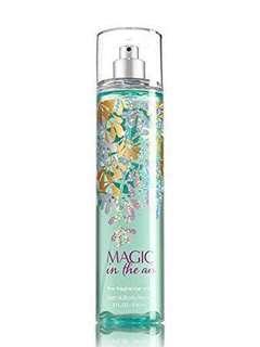 BBW MAGIC IN THE AIR