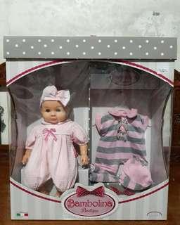 SUPER SALE!! Baby doll with set of clothes