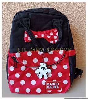 Mickey Minnie Backpack Bag