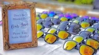 婚禮回禮禮物 太陽眼鏡