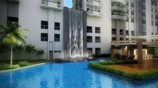 Rent to own condo with man made falls nearby C5,bgc,tiendesitas,megamall,sm pasig,ortigascbd,Eastwood
