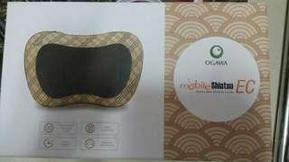 Ogawa Mobile Shiatsu EC Massage Pillow