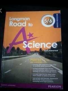 Science revision guide for primary 5/6
