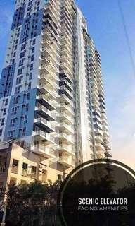 Affordable rent to own condo with man made falls nearby C5,bgc,tiendesitas,megamall,sm pasig,ortigascbd,Eastwood