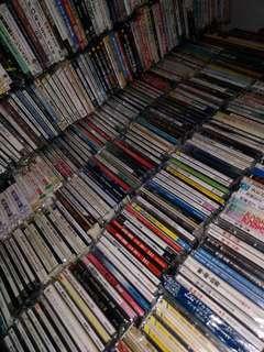 大量日版cd新擺上