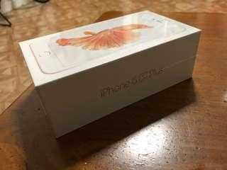 BNIB iPhone 6s plus Rose Gold 32 GB