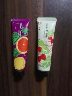 SALE BIOAQUA HANDCREAM 30g