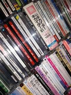 大量日版聲優 動漫cd 新擺上