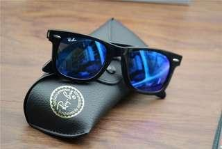 Ray Ban 太陽眼鏡 Ray Ban wayfarer rb2140 990 52 54 mm size brand new full packages made in Italy
