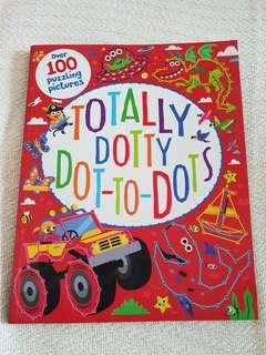 Totally dotty dot-to-dots