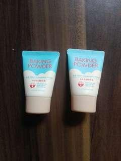 SALE! BAKING POWDER B.B DEEP CLEANSING FOAM