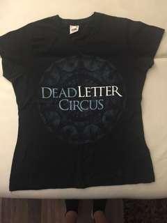 Dead Letter Circus Tee Shirt