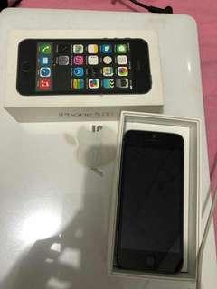 Iphone 5S .