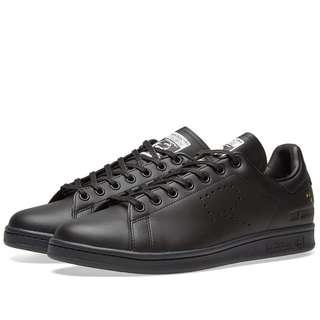 size 40 94d7d d42da Adidas x Raf Simons Stan Smith Black
