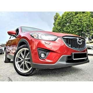 2014 Mazda CX-5 2.0 4WD (A) [BOSE][SUNROOF][PUSH START][ONE OWNER][TIP-TOP][PROMOTION] 14
