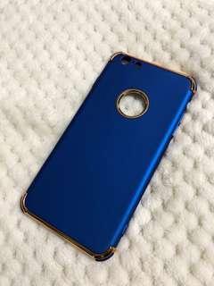 聖誕禮物精選🎅🏻 iPhone Plus  6/6S 金邊電話殼 golden phone case