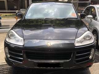 Porsche Cayenne 3.6 Auto