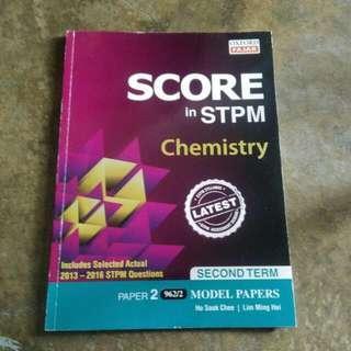 STPM CHEMISTRY TERM 2
