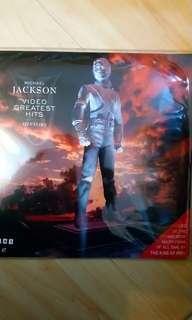 Michael Jackson Video Greatest Hits LD/