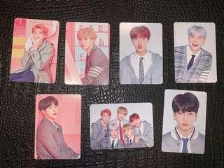 🚚 BTS Happily Ever After Photocards