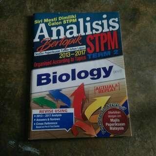 STPM BIOLOGY TERM 2 #MFEB20