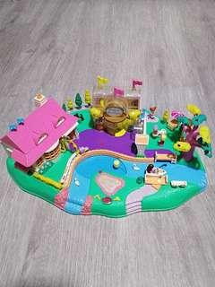 Polly Pocket Magical Movin Pollyville Doll