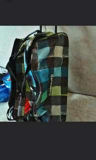 quiksilver luggage original rm160 siap postage