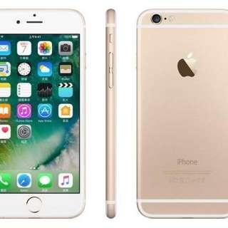Iphone 6 32BG Gold
