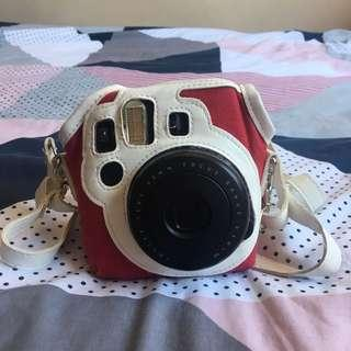 COVER - Fujifilm Instax cam