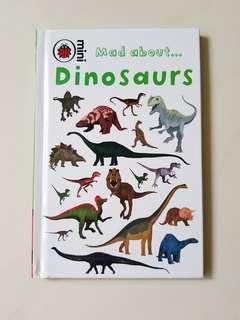 Ladybird Mini Mad about Dinosaurs