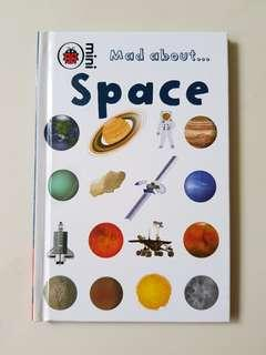 Ladybird Mini Mad about space