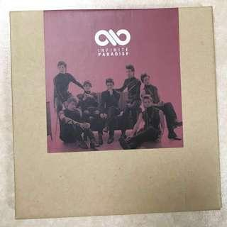 INFINITE Vol. 1 (Special Repackage) Paradise Album
