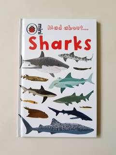 Ladybird Mini Mad about Sharks