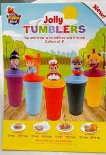 Jollibee Jolly Tumblers